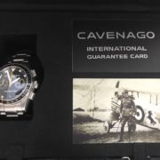 Cavenago 91a Squadriglia Special Edition 99 Pieces Stainless Steel