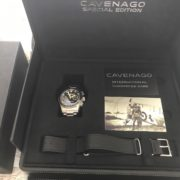 Cavenago 91a Squadriglia Special Edition 99 Pieces Stainless Steel-4