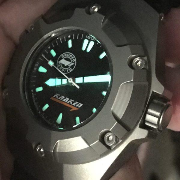 Kraken Gruppo Ardito Watch